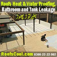 Roofs Cooling Services
